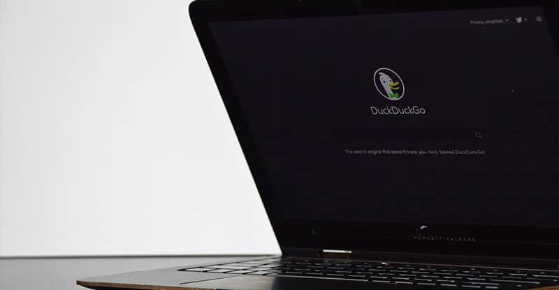 DuckDuckGo alternatief Google
