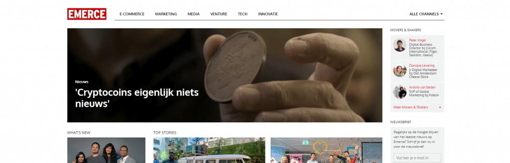 Emerce online marketing blogwebsite