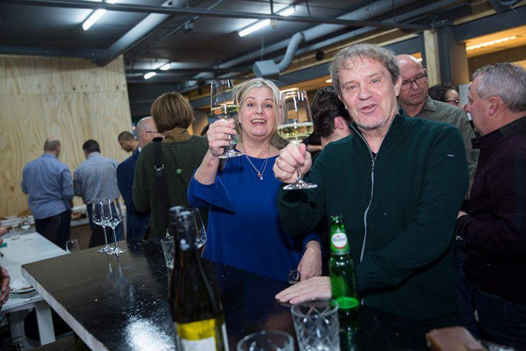 wijnbar opening pand eRocket