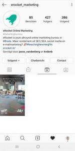 Instagram Reels eRocket