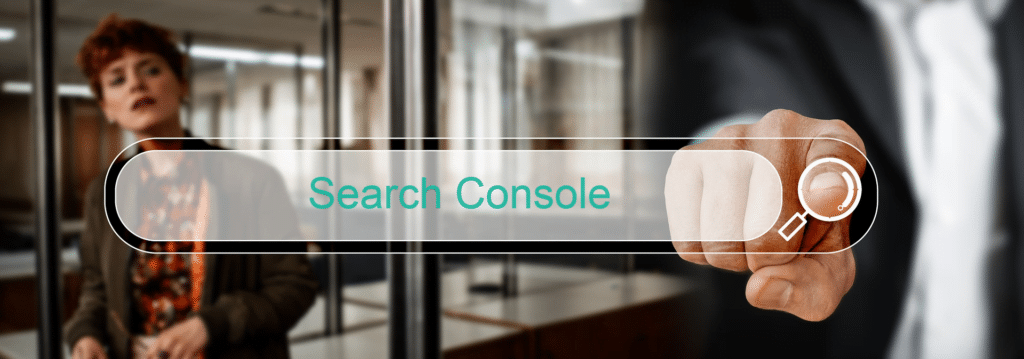 wat is search console