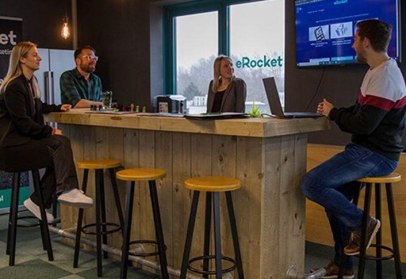 eRocket, jouw online marketing bureau in Breda