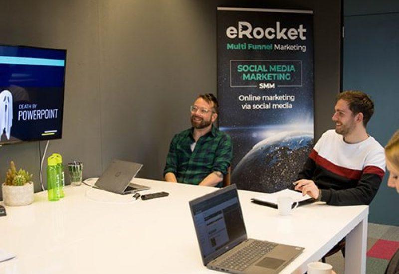 online marketing bij eRocket Breda